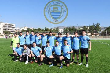 Η Ομάδα Ποδοσφαίρου του 2ου ΓΕΛ Βούλας