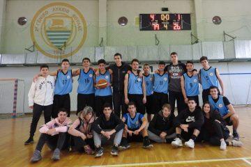 Η Ομάδα Μπάσκετ του 2ου ΓΕΛ Βούλας
